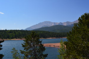 Crystal Lake (on the way to Pike's Peak)